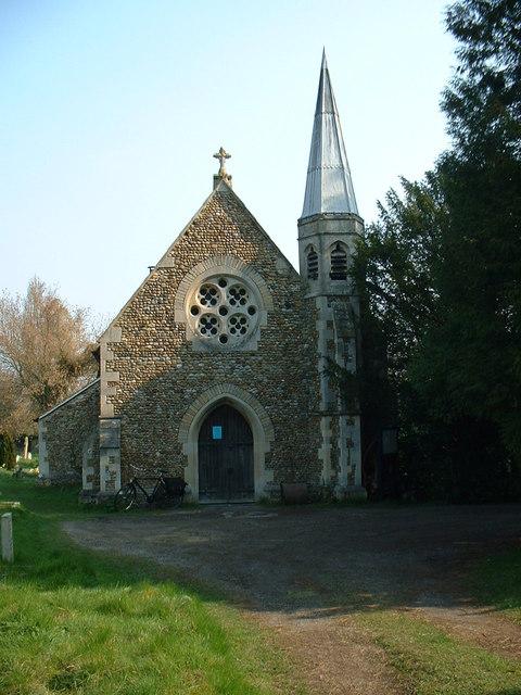Ascension Parish Burial Ground Chapel Cambridge