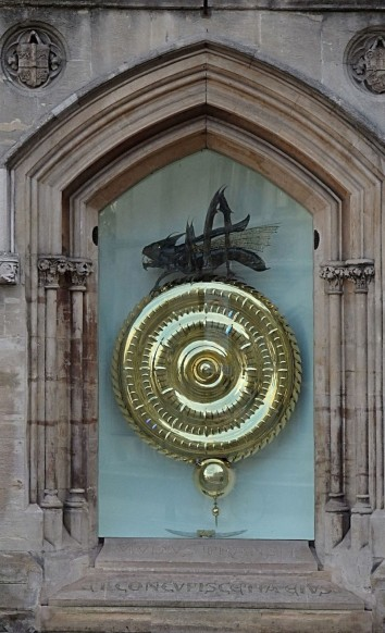 Corpus Christie Clock