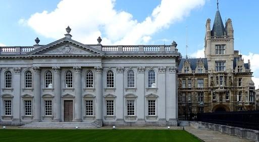 Senate House and Caius College